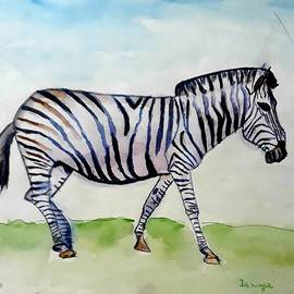 Stripes by Tanuja Rangarao