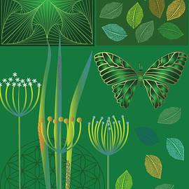 Strong green energy by Johanna Virtanen