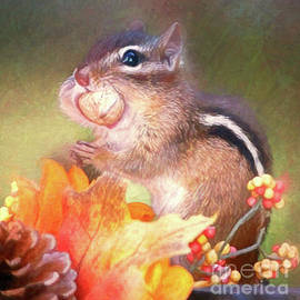 Stuffing His Peanut Hole by Tina LeCour