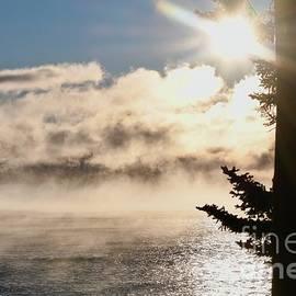 Stunning Sunrise on Lake Superior by Hella Buchheim
