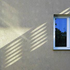 Suburban Shadows by Hugh Warren
