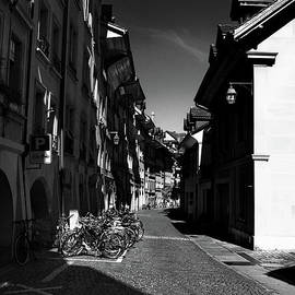 Summer afternoon in Bern by Michelle Meenawong