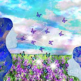 Summer Breeze by Diamante Lavendar