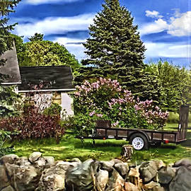 Summer Cottage by Catherine Melvin