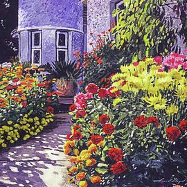 Summer Evening by David Lloyd Glover