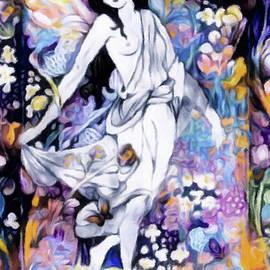 Summer Fairy by Susan Maxwell Schmidt