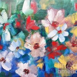 Summer flowers by Elena Ivanova