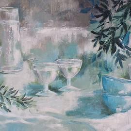 Summer freshness by Cathy MONNIER