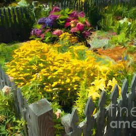 Summer Garden by Mike Nellums