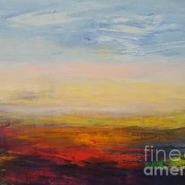 Summer sky by George Peebles