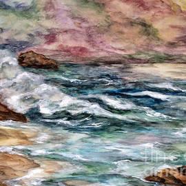 Summer Sunrise at the Beach - WCS by Cheryl Pettigrew
