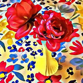 Summer Table by Dave Cotton