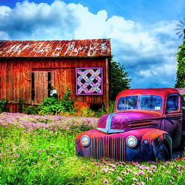 Summerfields Morning  by Debra and Dave Vanderlaan