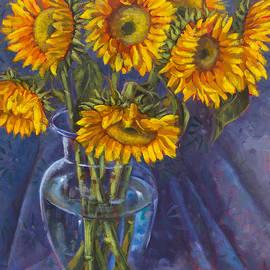 Sun Bunch by Tara D Kemp