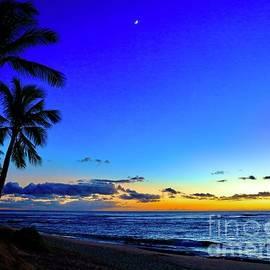 Sun Down Moon Up by Craig Wood