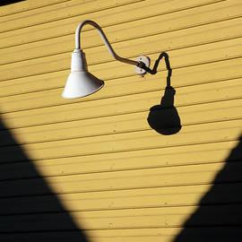 Sun Lamp by Dave Bowman