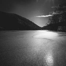 Sun On Ice by Jim Love