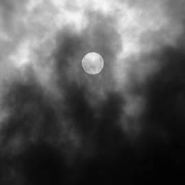 Sun through the Clouds. Granada. Spain by Guido Montanes Castillo