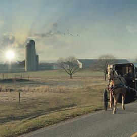 Sunday Driver by Lori Deiter