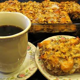 Sunday Morning Breakfast Treat by Kay Novy