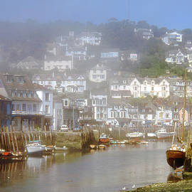 Sunday Morning, River Looe by Jerry Griffin