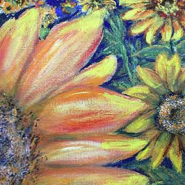 Sunflower by Lyric Lucas