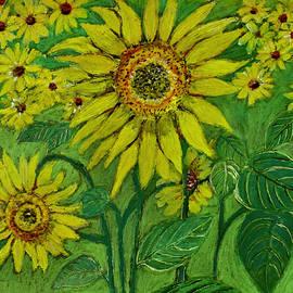Sunflower by Pallavi Sharma