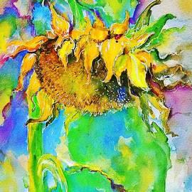 Sunflower Play by Amalia Suruceanu