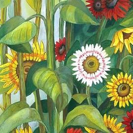 Sunflowers by Alissa Ann Hill