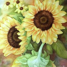 Sunflowers by Inese Poga