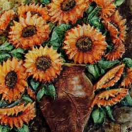 Sunflowers by John Bohn