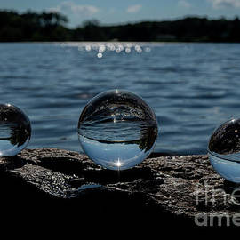 Sunny Balls by Linda Howes