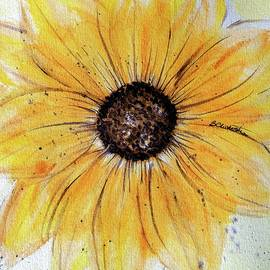 Sunny Flower by Barbara Chichester