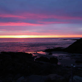 Sunrise #1 952021 by Lorraine Palumbo