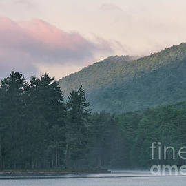 Sunrise above the Mountain at Cowans Gap by Dale Kohler