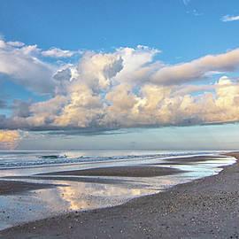 Sunrise at Atlantic Beach North Carolina by Bob Decker