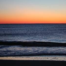 Sunrise Glow by Cynthia Guinn