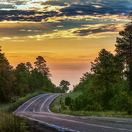 Sunrise Highway by Chuck Taylor
