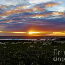 Sunrise Kalaupapa Beach by Craig Wood