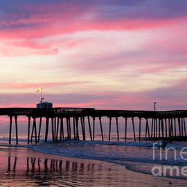 Sunrise Ocean City New Jersey by John Van Decker