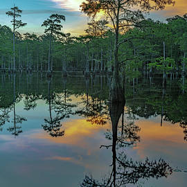 Sunrise Reflections by Eric Albright