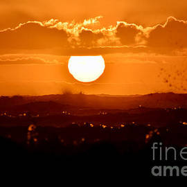 Sunrise Sea Serendipity  by Debra Banks