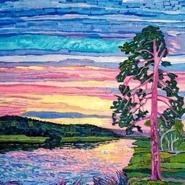 Sunrise by Victoria Galtsova
