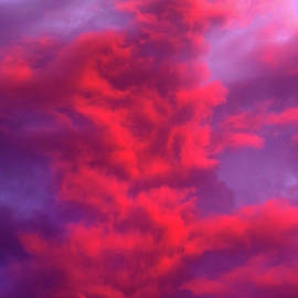 Sunset Abstract by Douglas Taylor