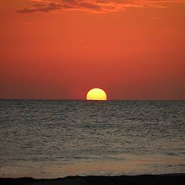 Sunset Almost Gone by Cynthia Guinn