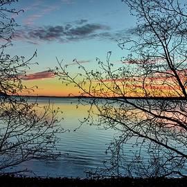 Sunset At Netarts Bay - Netarts - Oregon by Beautiful Oregon