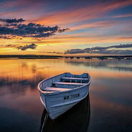Sunset at Pine Point by Rick Berk