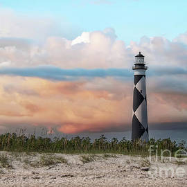 Sunset at The Cape by Kelley Freel-Ebner