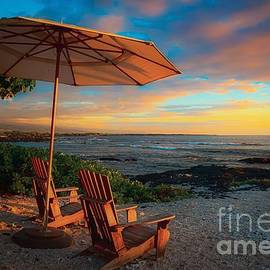Sunset For Two by Lisa LaniKai Stevenson