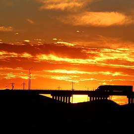 Sunset Glamour by Larry Trupp